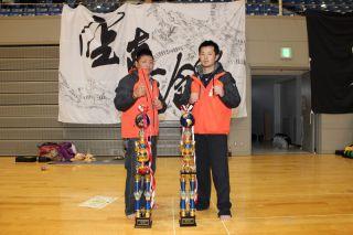 12月7日 第16回一進会杯争奪 西日本空手道選手権大会